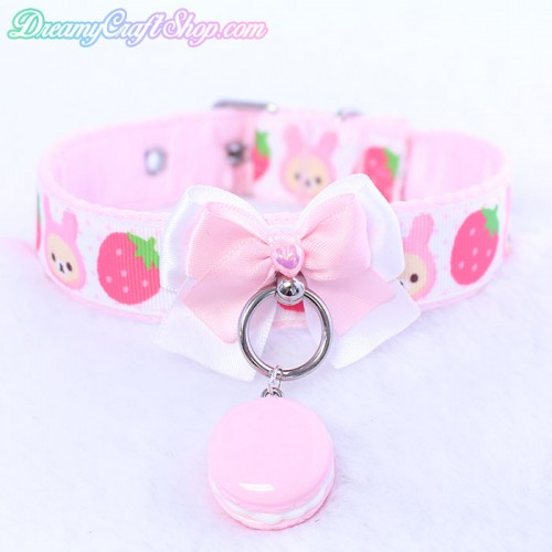 Korilakkuma Buckled Collar