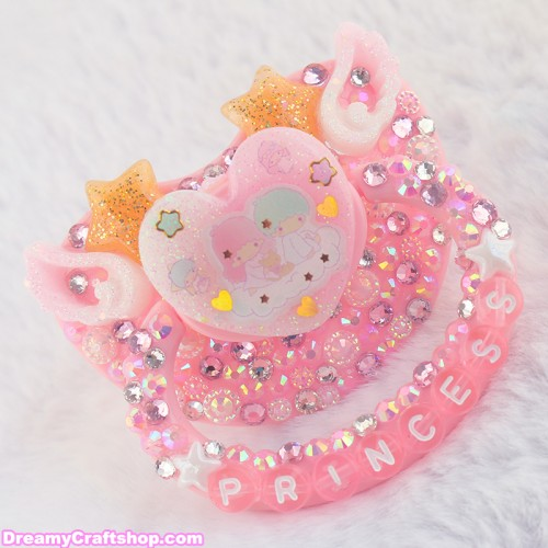 Adult Pacifier LTS Princess