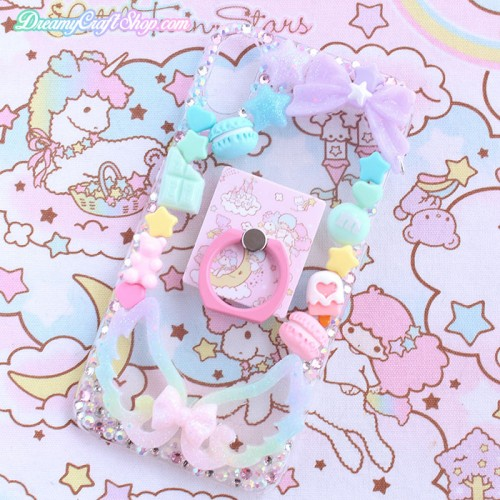 iPhone X Kawaii LTS Ring Phone Case