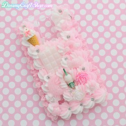 Galaxy Note 4 Kawaii Sweets Whip Phone Case