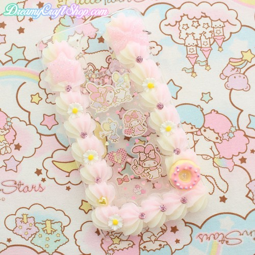 Galaxy Note 4 My Melody Whip Border Case