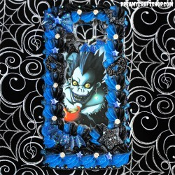 Galaxy S7 Edge Death Note Whip Border Phone Case