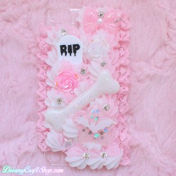 iPod 5/6 Pastel Goth Whip Phone Case