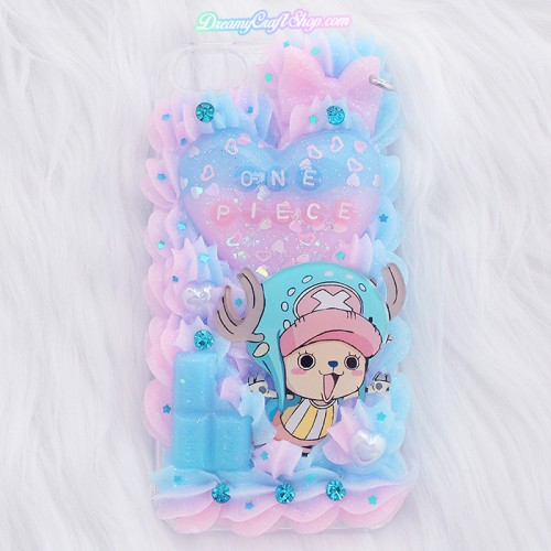 iPhone 5c One Piece Chopper Whip Case