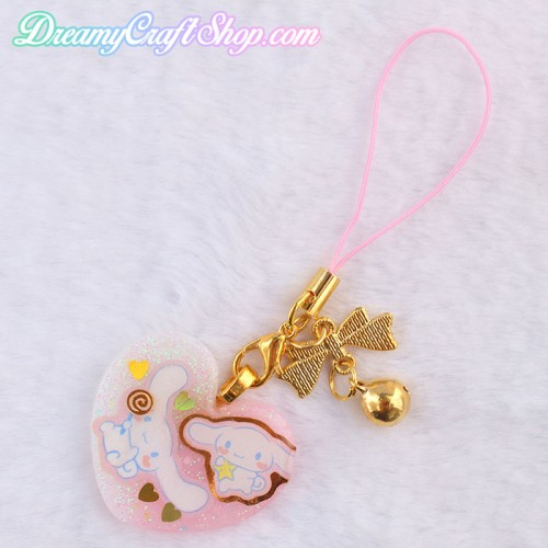 Cinamoroll Phone Strap