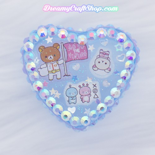 Rilakkuma Space Trinket Box