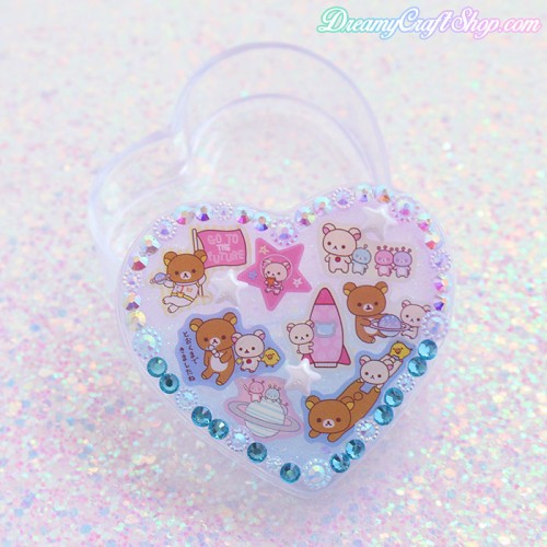 Trinket Box-Rilakkuma Space