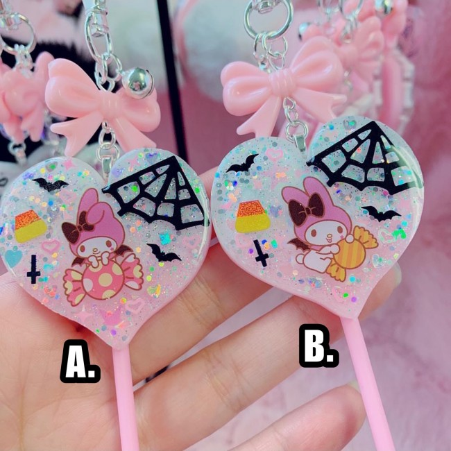 My Melody Lollipop Charm 1