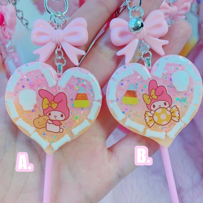 My Melody Lollipop Charm 2