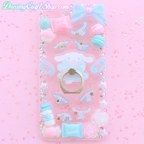 iPhone 7/8 Plus Cinnamoroll Ring Phone Case