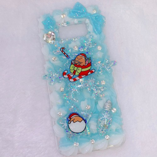 Galaxy S8 PLUS Gudetama Holiday Case