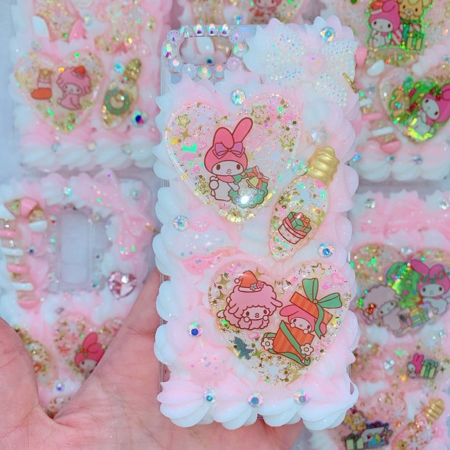 iPhone 5/5s/5SE My Melody Holiday Case