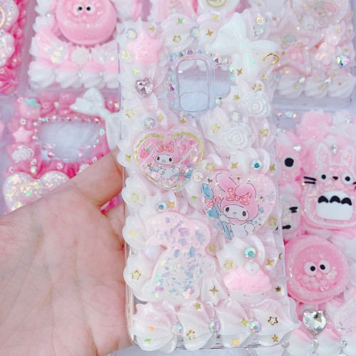 Galaxy S9 My Melody Whip Case
