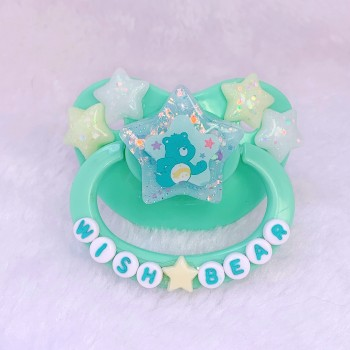 Wish Bear Adult Pacifier