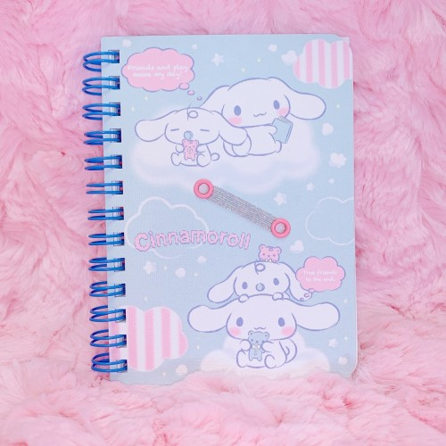 Cinnamoroll Spiral Notebook (Baby)