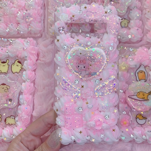 Galaxy S10 Plus My Melody Shaker Case