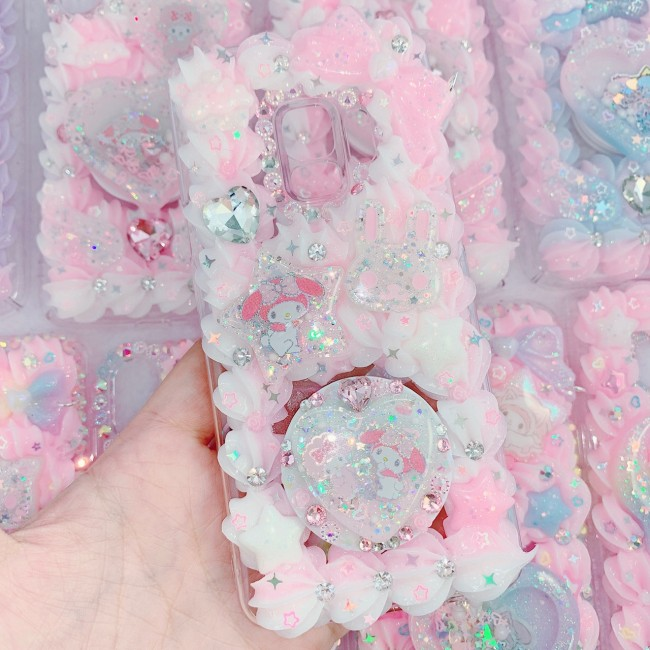 Galaxy S9 My Melody Phone Grip Case
