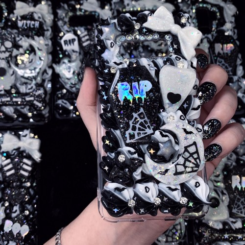 Galaxy S10E Spooky Whip Case