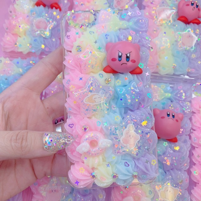 iPhone 6/6s Kirby whip case