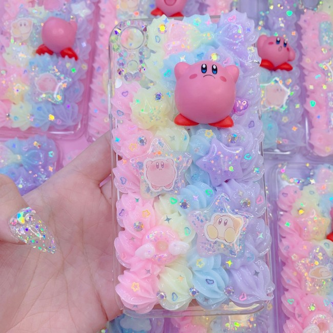 iPhone XR Kirby Whip Case