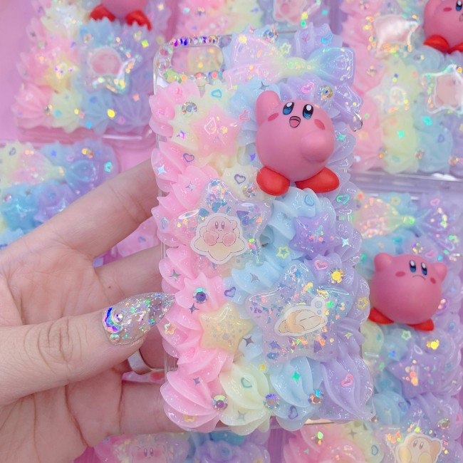 iPhone 5/5s/SE Kirby Whip Case