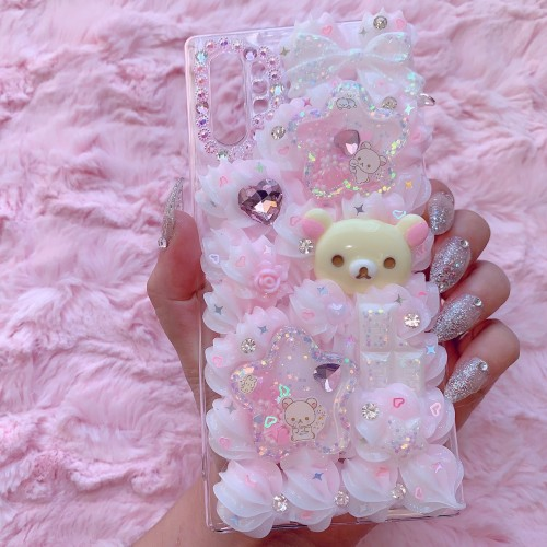 Galaxy Note 10 Plus Korilakkuma Shaker Case