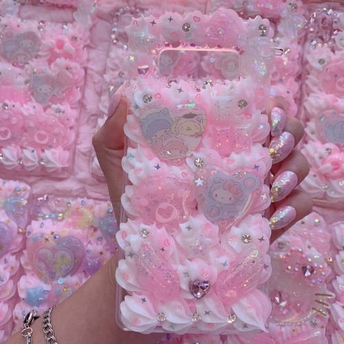 Galaxy Note 8 Sanrio Cats Case
