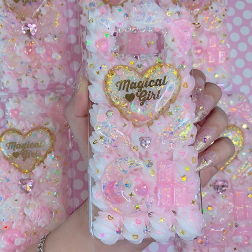 Galaxy S8 Plus Magical Girl Whip Case