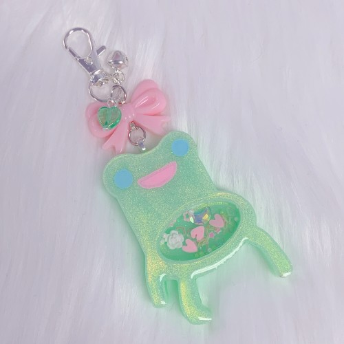 AC Froggy Chair Shaker Charm