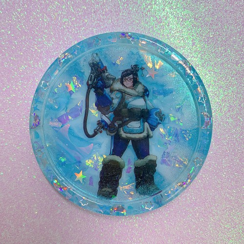 Overwatch Mei Coaster