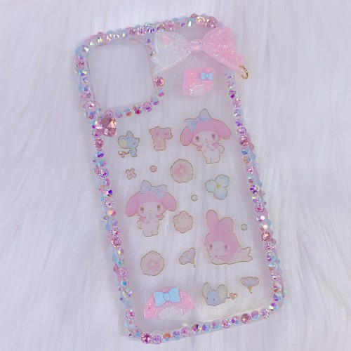 iPhone 12 and 12 Pro My Melody Resin Case