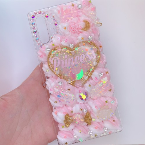 Galaxy Note 10 Plus Princess Whip Case