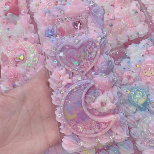 GS8 Plus My Melody Sailor Moon Shaker Case