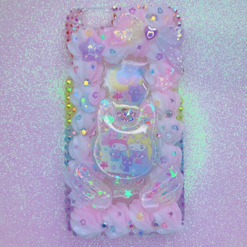 iPhone 6/6s Sailor Moon My Melody Grip Case