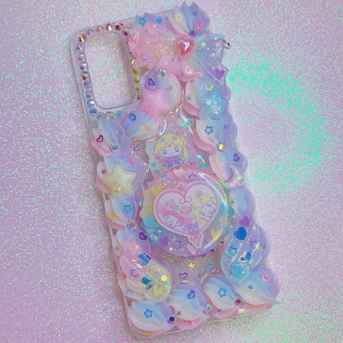 Galaxy S20 Sailor Moon My Melody Grip Case