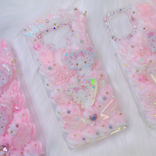 Galaxy Note 9 My Melody Angel Whip Case