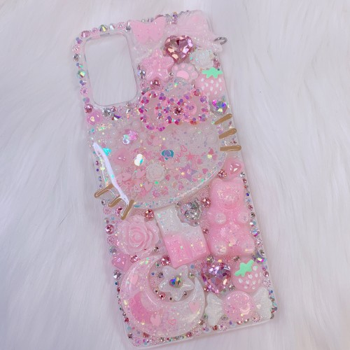 Galaxy S20 Plus HK Shaker Rhinestone Case