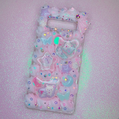 Galaxy S10 Plus Korilakkuma Sweet Dreams Whip Case