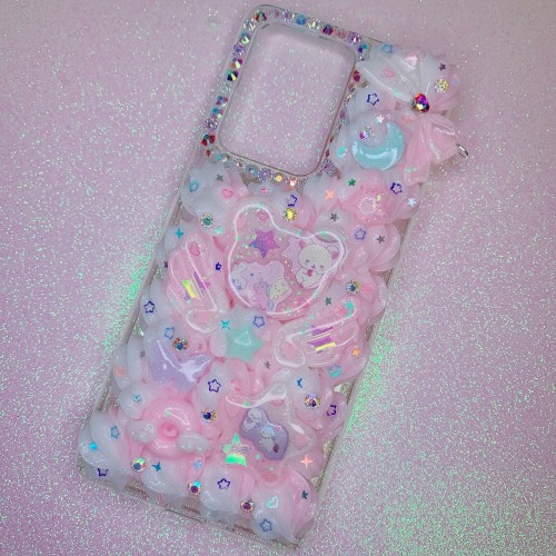 Galaxy S20 Ultra Korilakkuma Sweet Dreams Whip Case