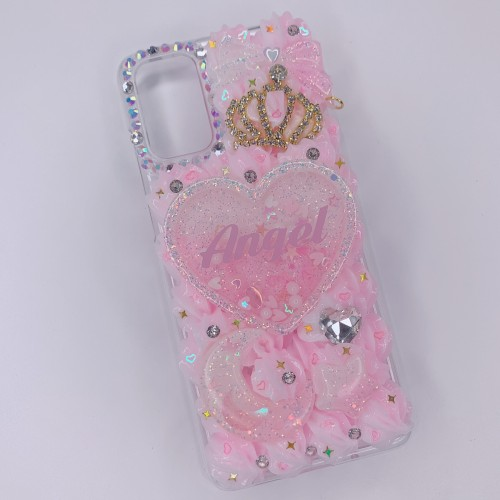 Galaxy S20 Plus Angel Shaker Whip Case