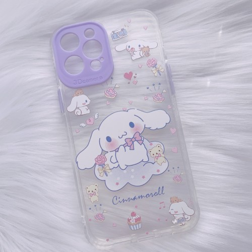 iPhone 12 Pro Max Cinnamoroll Clouds Case