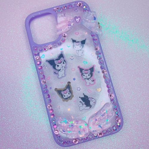 iPhone 12 Mini Kuromi Resin Case
