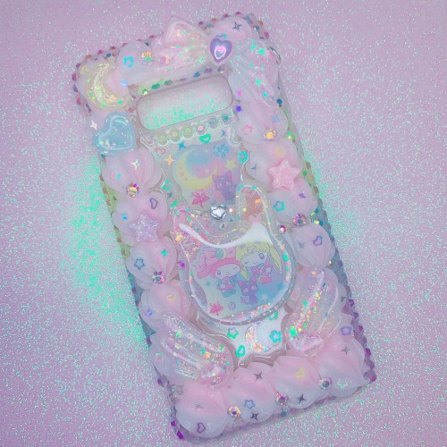 Galaxy S10e Sailor Moon My Melody Grip Case