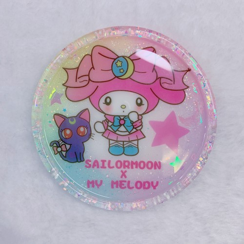 My Melody Sailor Moon Coaster