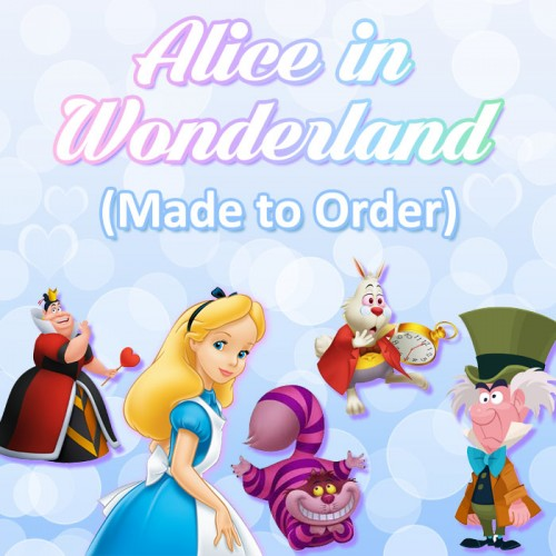 Alice in Wonderland - Made to Order Phone Case