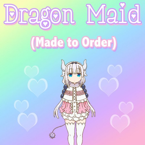 Dragon Maid - Made to Order Phone Case