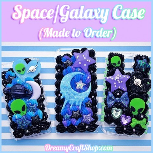 Space / Galaxy - Made to Order Case
