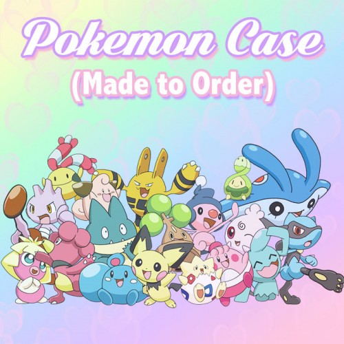 Pokemon - Made to Order Phone Case