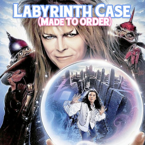 Labyrinth - Made to Order Phone Case