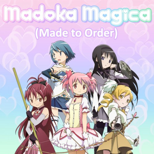 Puella Magi Madoka Magica - Made to Order Phone Case